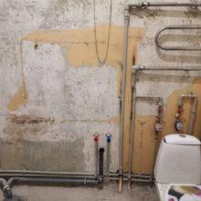 Ūdens un kanalizācija darbi